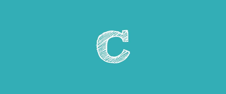 C (letter)