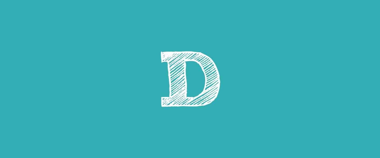 D (letter)
