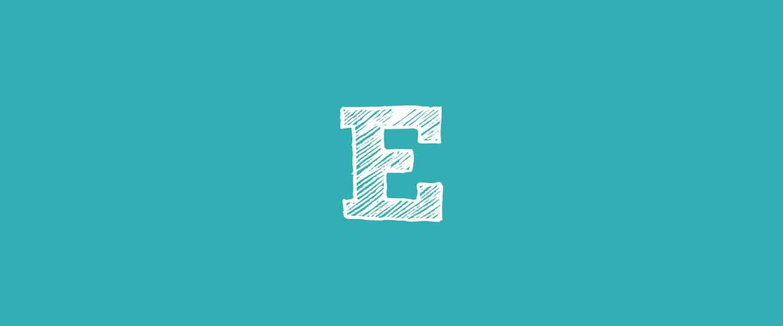 E (letter)