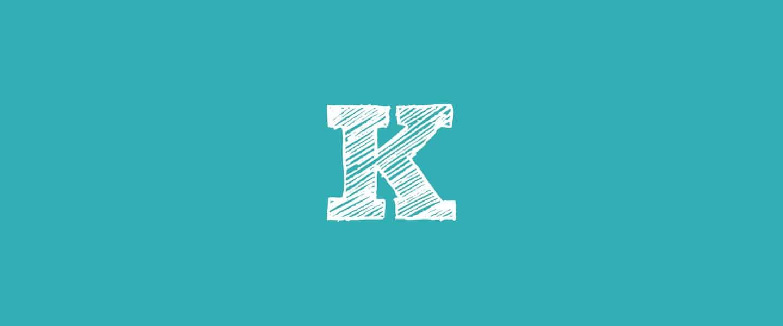K (letter)