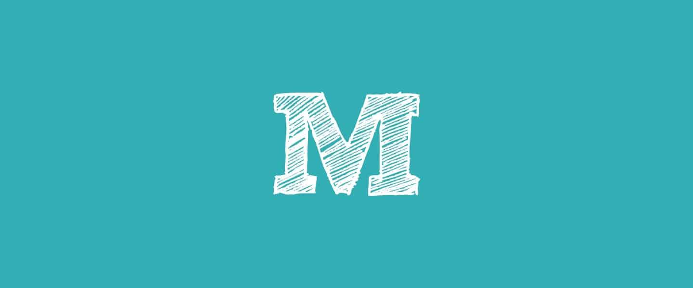M (letter)