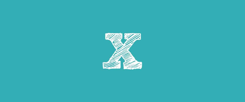 X (letter)