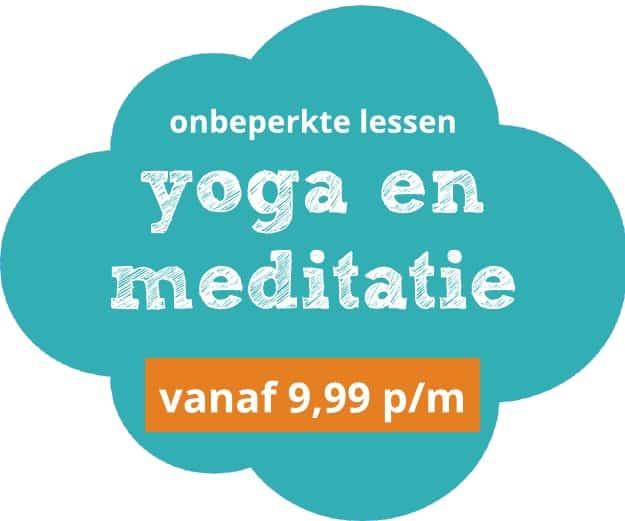 onbeperkte yoga en meditatie